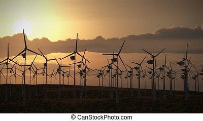 (1194), énergie, turbines, énergie éolienne