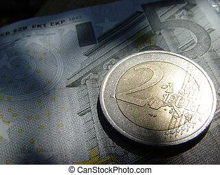 2, euro, plus
