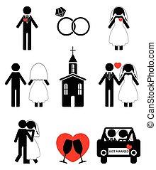 2, mariage