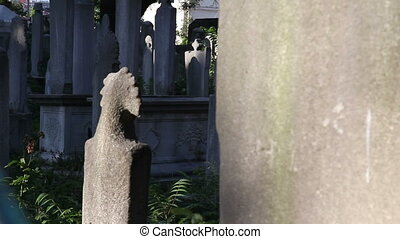 2, musulman, cimetière