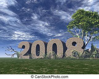 2008, année