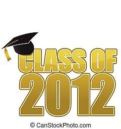 2012, remise de diplomes
