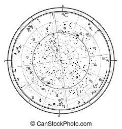 2018., 1 janvier, astrologique, horoscope