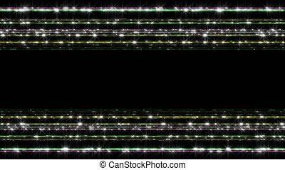 4096x2304, animation, lumière, futuriste, raie, technologie, boucle, 4k