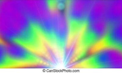 4k, illusion, psychédélique, spectre, optique