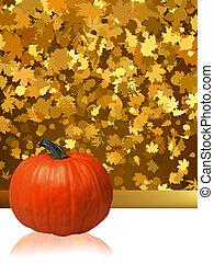 8, invitation., composition, eps, thanksgiving