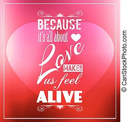 abrutissant, jour, gabarit, cœurs, valentine
