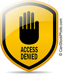 accès a nié
