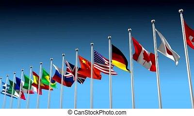 accord, nations, métaphore