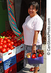 achat, légumes