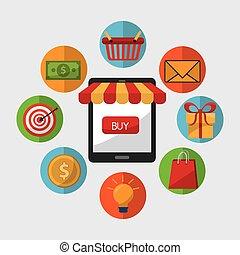 achats, conception, vente