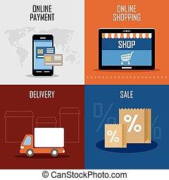 achats, internet