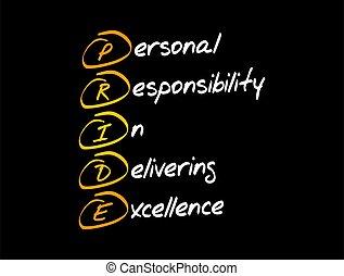 acronyme, concept, fierté, fond, -