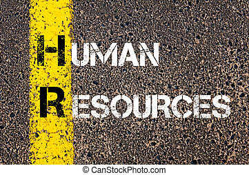 acronyme, hr, ressources, humain, business
