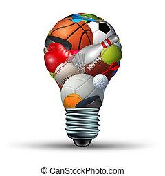 activité sports, idées