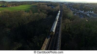 aerial:, pont, forth, train, rail