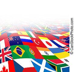 affaires internationales, fond
