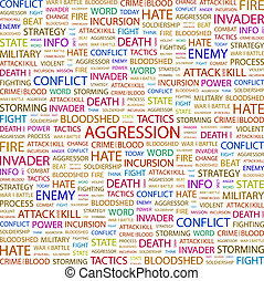 aggression.