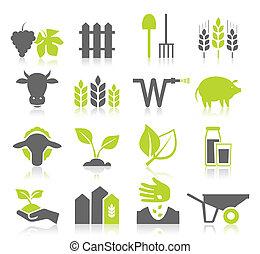 agriculture, icône