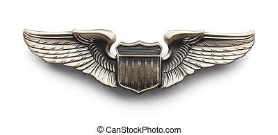ailes, pilote