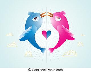 aimer oiseaux