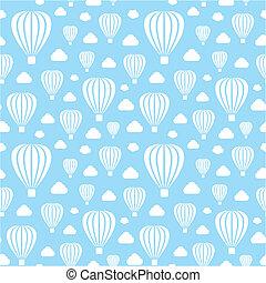 air-balloons, modèle