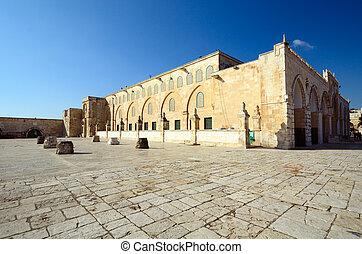 al-aqsa, mosquée