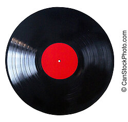 album, enregistrement, disque, noir, vinyle, lp
