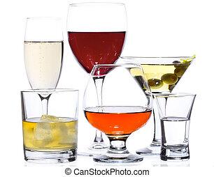 alcool, boissons