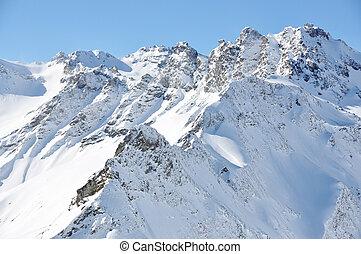 alpes suisses, pizol