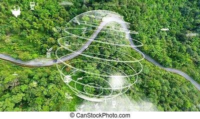 ambiant, avenir, développement, conservation, esg, soutenable, modernisation