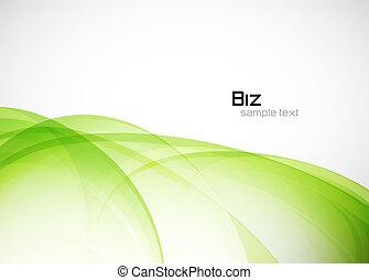 ambiant, résumé, arrière-plan vert