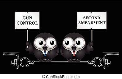 amendement, seconde