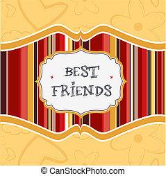 amis, mieux, carte