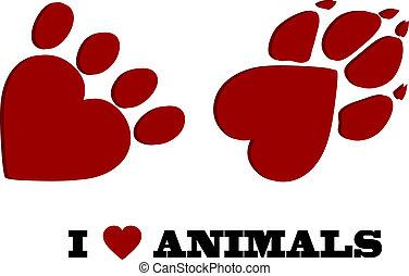 amour, animal