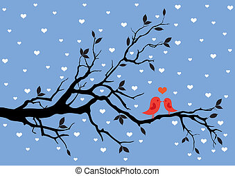 amour, hiver