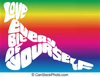 amour, vous-même