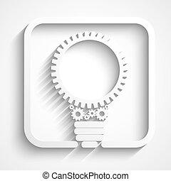 ampoule, créatif
