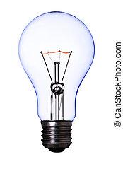 ampoule, lampe