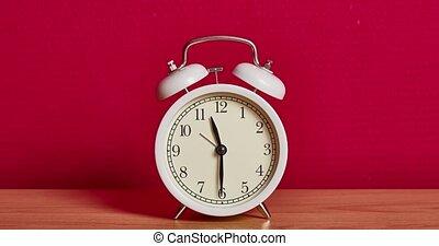 analogue, timelapse, horloge