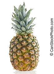 ananas, isolé