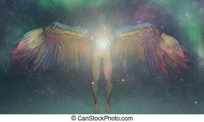 ange, être