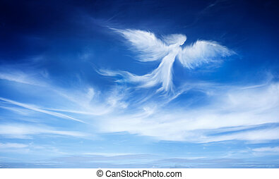 ange, ciel