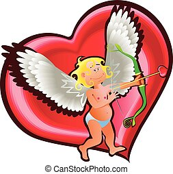 ange, coeur