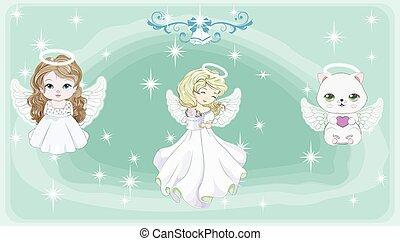 ange, ensemble