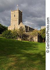 angleterre, église