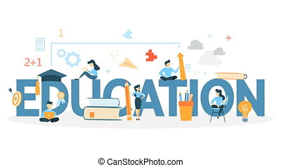 animation., concept, education