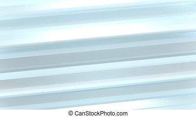 animation., résumé, 3d, lumière, fond, brillant, seamless, verre, futuriste