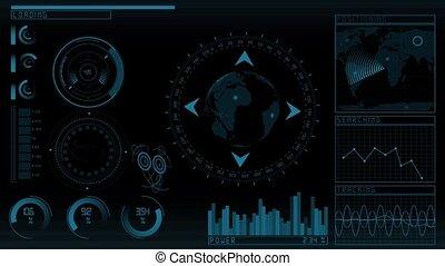 animation, technologie