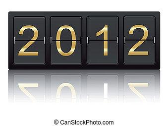 année, 2012